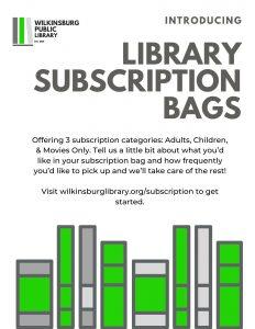 subscription bag service